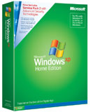 Скачать Microsoft Windows XP Home with Service Pack 3 Retail (Russian)